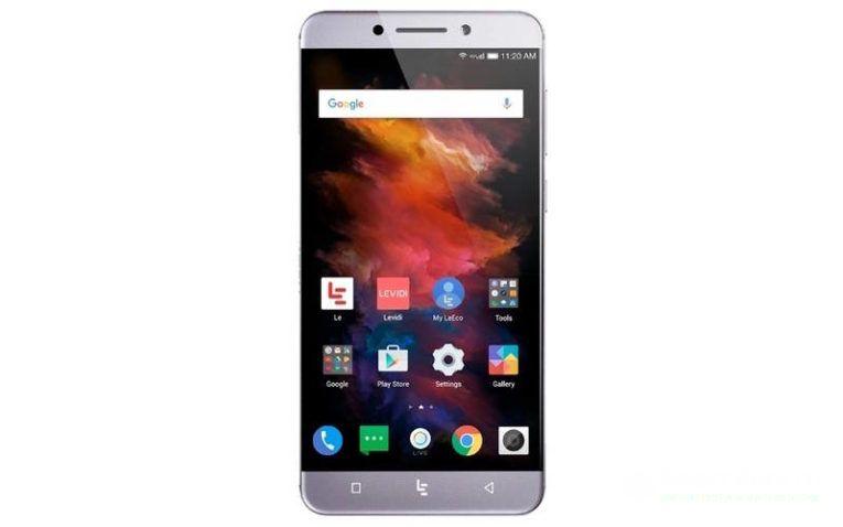 Лучшие смартфоны до 10000 рублей - LeEco Le Pro 3 Elite