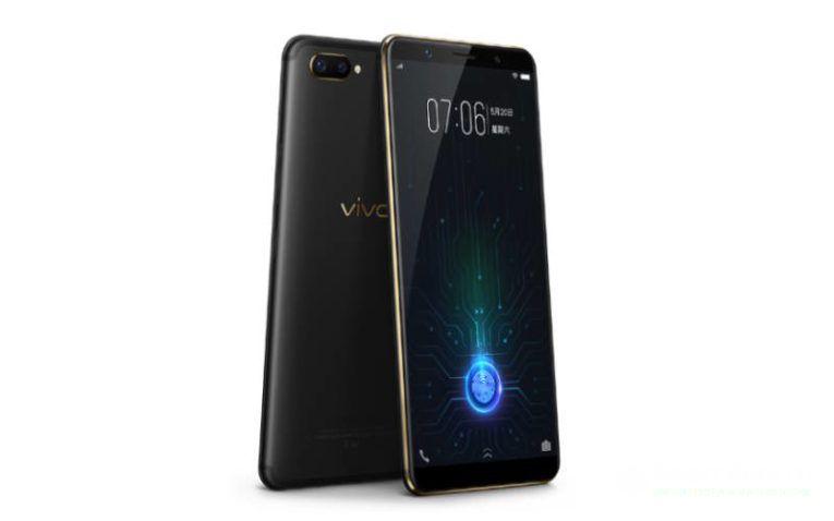 Vivo X20 Plus UD смартфоны 2018 года новинки