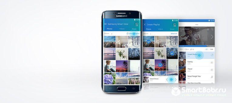 как подключи телевизор Samsung