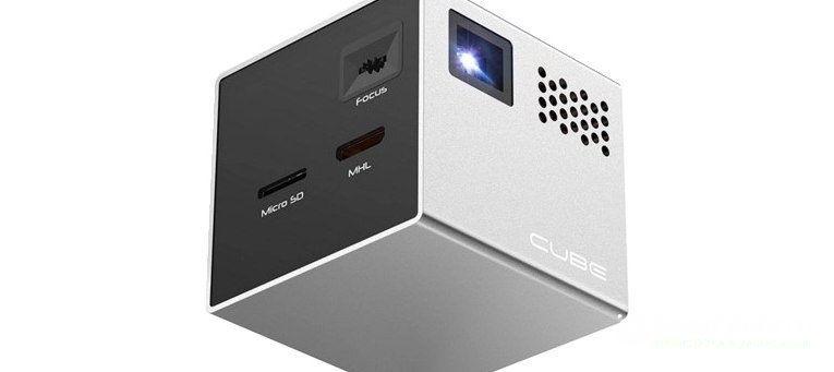 мини-проектор RIF6 CUBE Pico