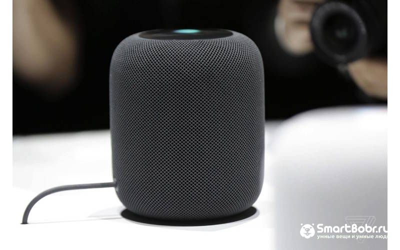 умные колонки Apple HomePod