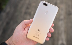 Xiaomi Mi A1 Go Edition