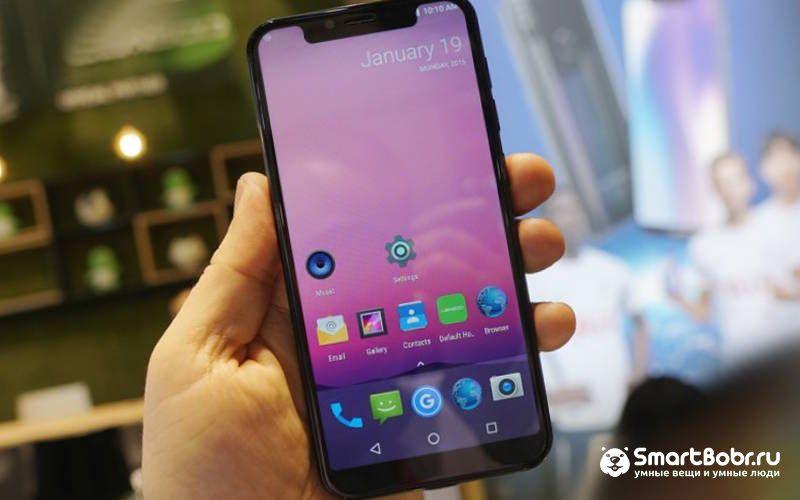 китайские смартфоны Leagoo S9