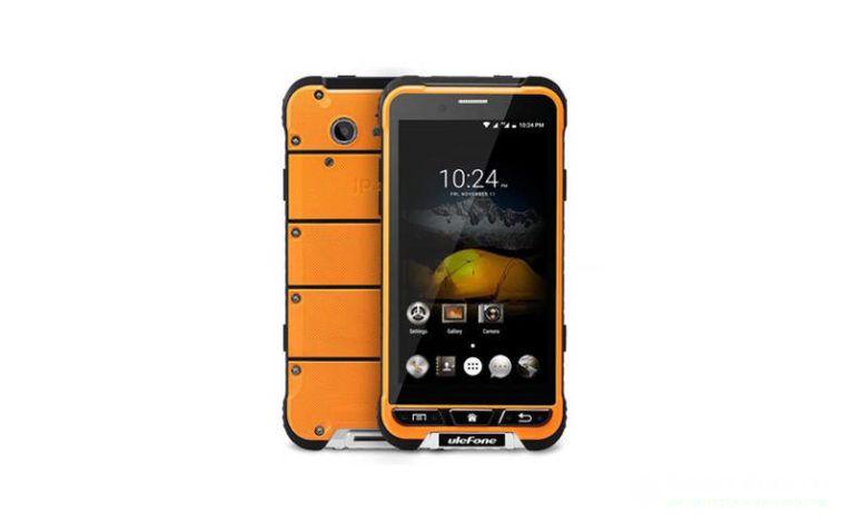 защищенный смартфон с мощной батареей Ulefone Armor X