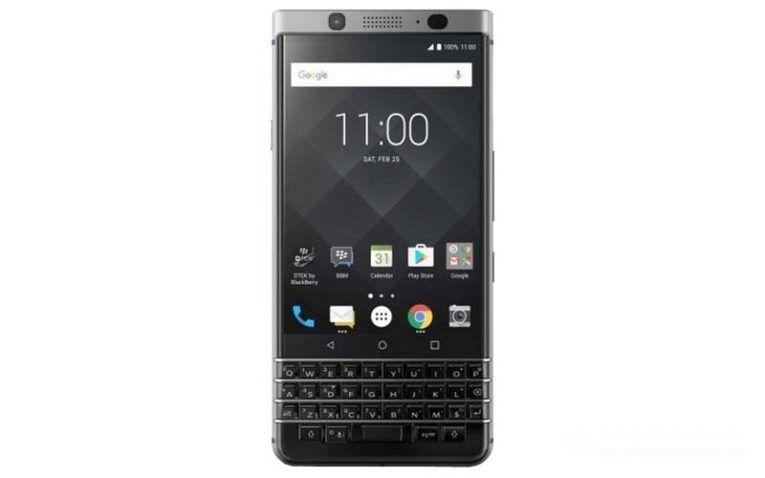 кнопочный смартфон BlackBerry KEYOne