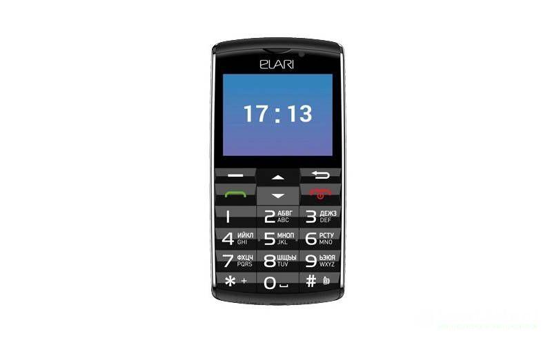 кнопочный смартфон Elari SafePhone