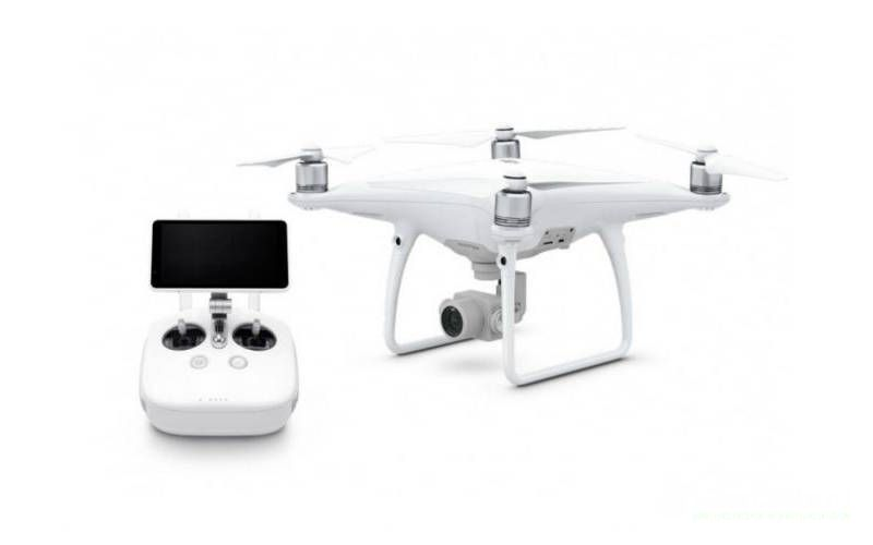 квадрокоптер DJI Phantom 4 Advanced Plus