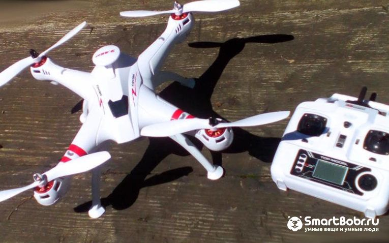 квадрокоптеры для GoPro Bayangtoys X16