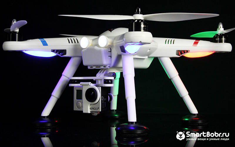 квадрокоптеры для GoPro WLToys V303