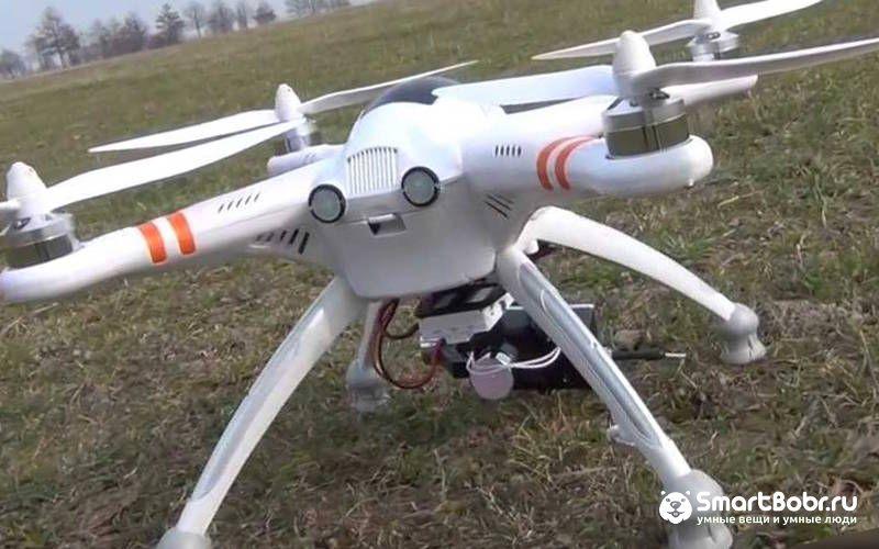 квадрокоптеры для GoPro Walkera QR X350 Pro