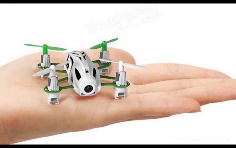 квадрокоптеры для детей Hubsan Q4 Nano H111D