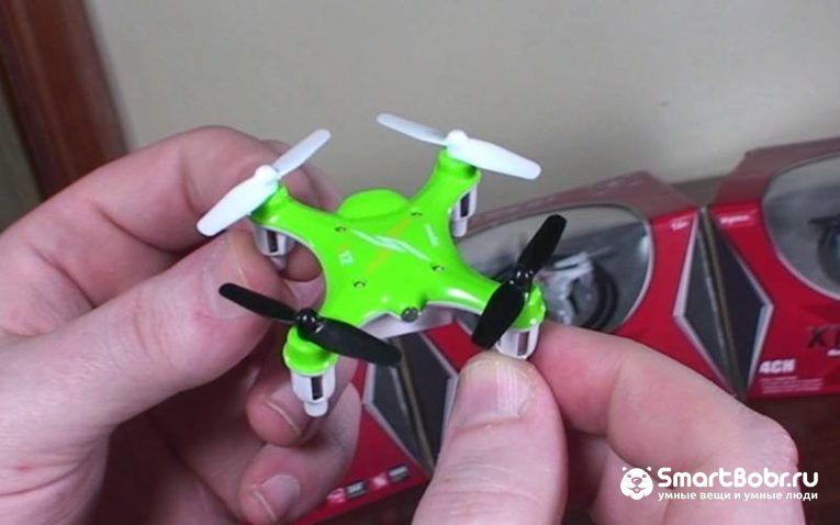 мини квадрокоптер Syma X12 Nano Explorers
