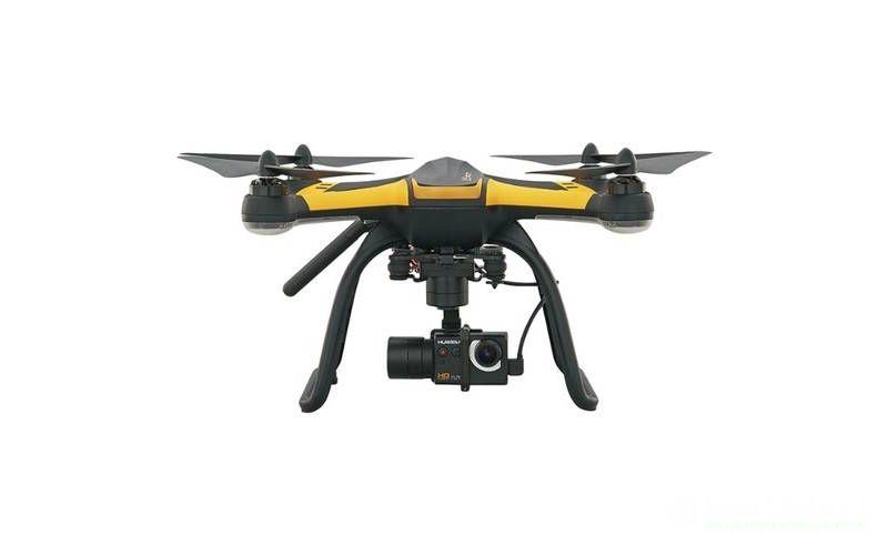 недорогой квадрокоптер Hubsan X4 Pro H109S