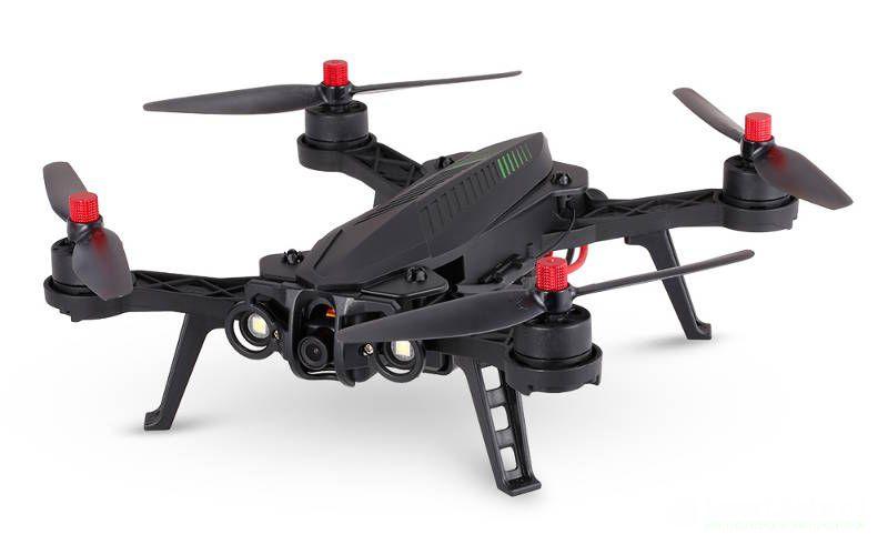 недорогой квадрокоптер MJX Bugs 6