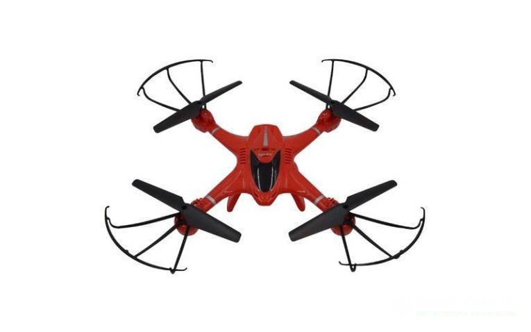 недорогой квадрокоптер MJX X400
