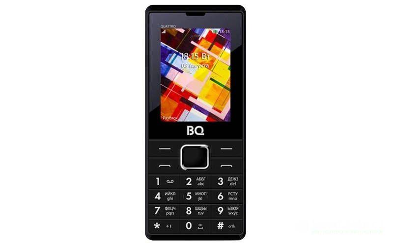 смартфон на 4 сим-карты BQ BQ-2412 Quattro