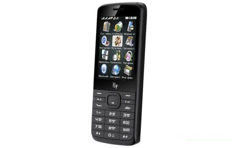 смартфон на 3 сим-карты Fly TS113