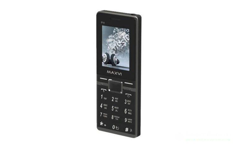 смартфон на 3 сим-карты Maxvi P11