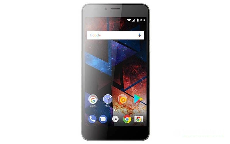 смартфон с мощной батареей BQ-5594 Strike Power Max