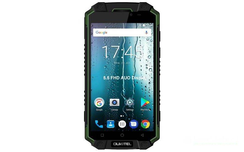 смартфон с мощной батареей Oukitel K10000 Max