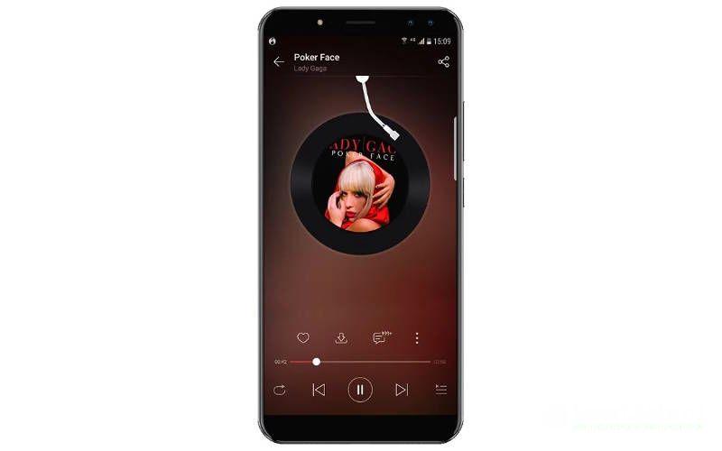 смартфон с мощной батареей Ulefone Power 3
