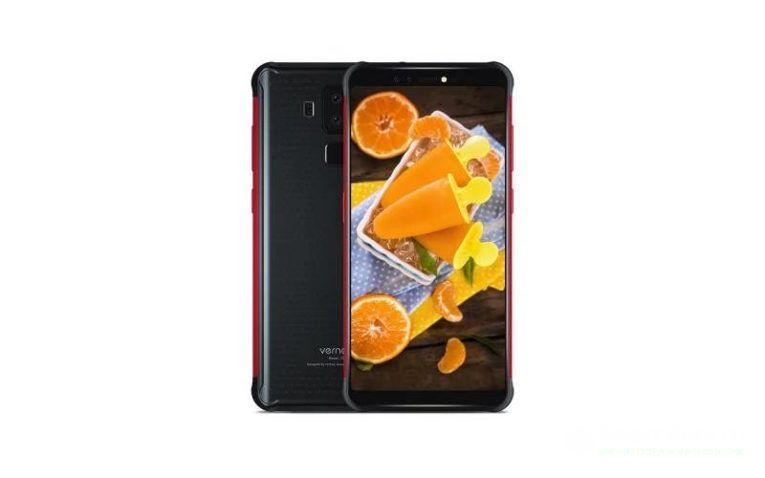 смартфон с мощной батареей Vernee V2