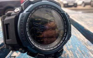 Обзор гибридных умных часов LEMFO LF21