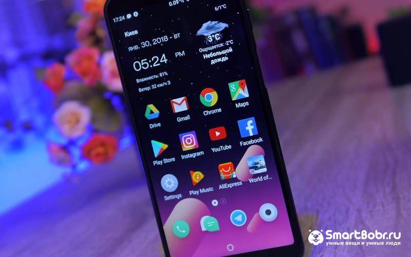 безрамочные смартфоны Meizu E3