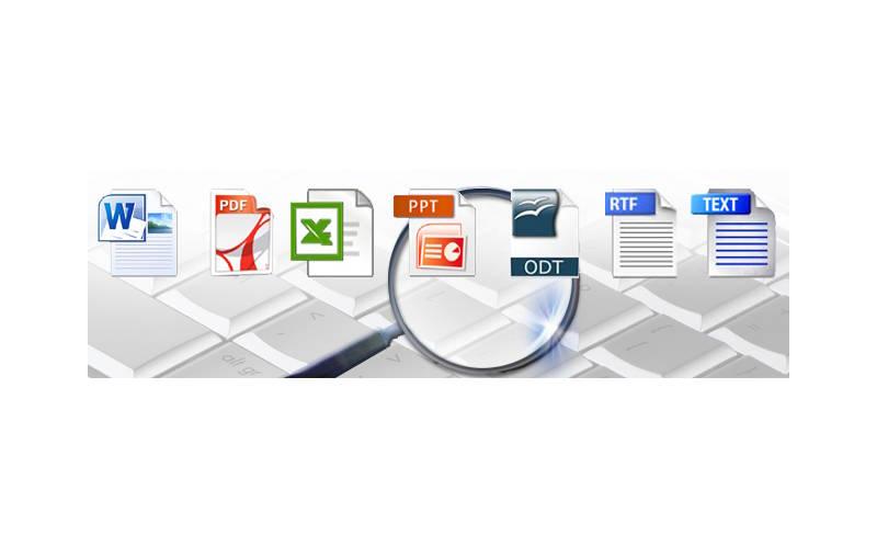 форматы текстовых файлов