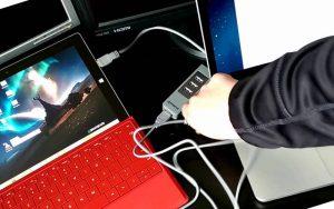 как подключить компьютер к компьютеру через USB