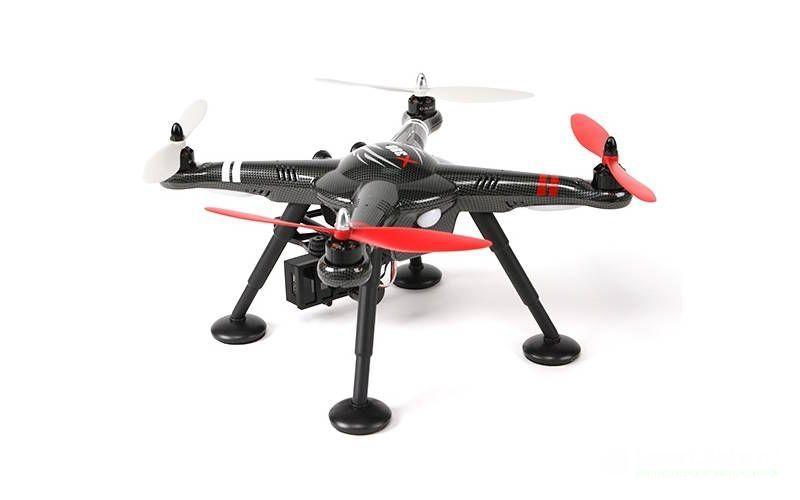 квадрокоптеры с большой дальностью полета XK-Innovations X380