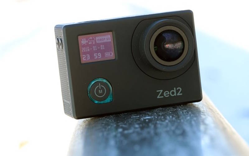 лучшие экшн-камеры AC Robin Zed2