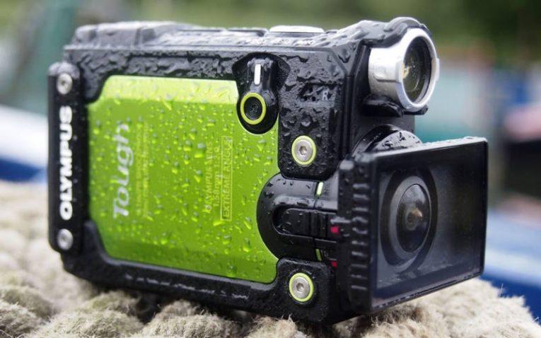 лучшие экшн-камеры Olympus TG-Tracker