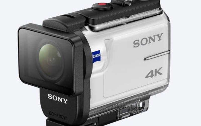 лучшие экшн-камеры Sony FDR-X3000
