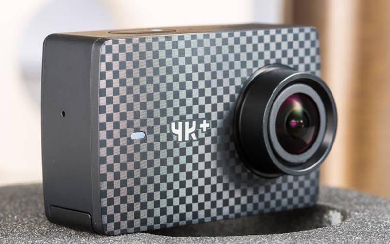 лучшие экшн-камеры YI 4K+