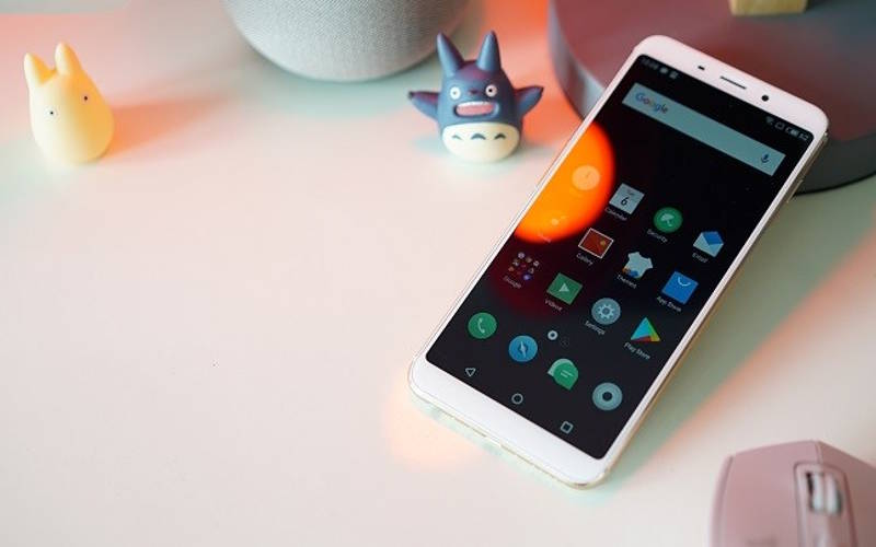 обзор смартфона Meizu M6s