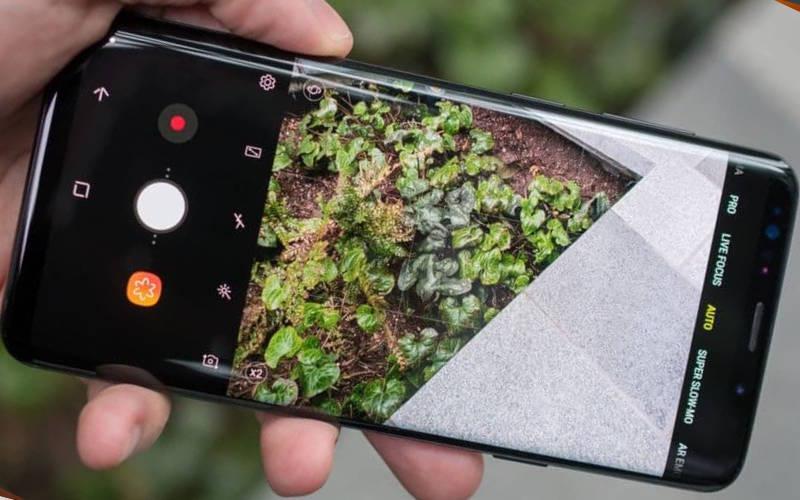 обзор смартфона Samsung Galaxy S9