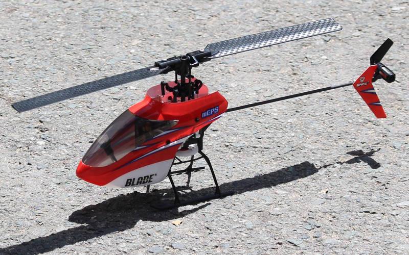 вертолет на радиоуправлении Blade mCP S