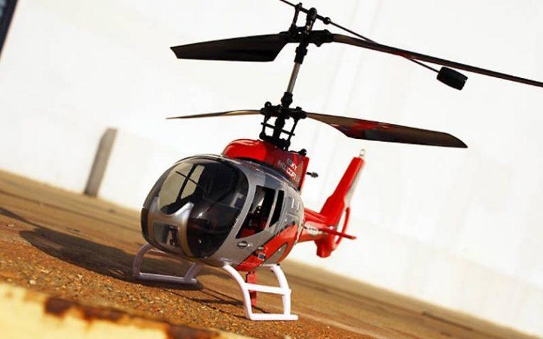 вертолет на радиоуправлении E-sky EC-130 Hunter