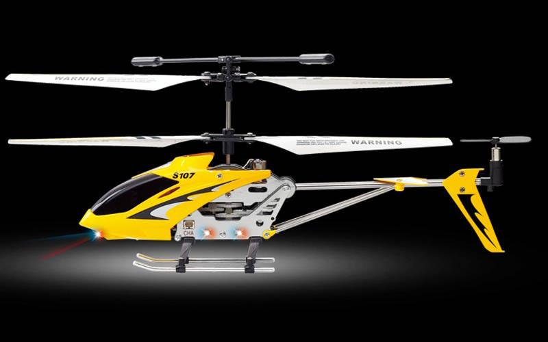 вертолет на радиоуправлении Syma Phantom (S107G)