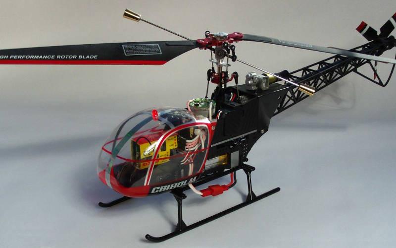 вертолет на радиоуправлении Walkera CB180LM