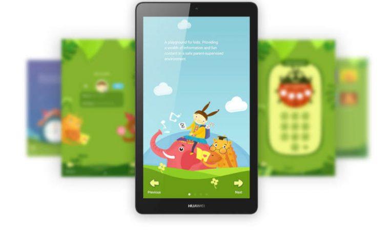 детские планшеты Huawei Mediapad T3 7 kids для ребенка