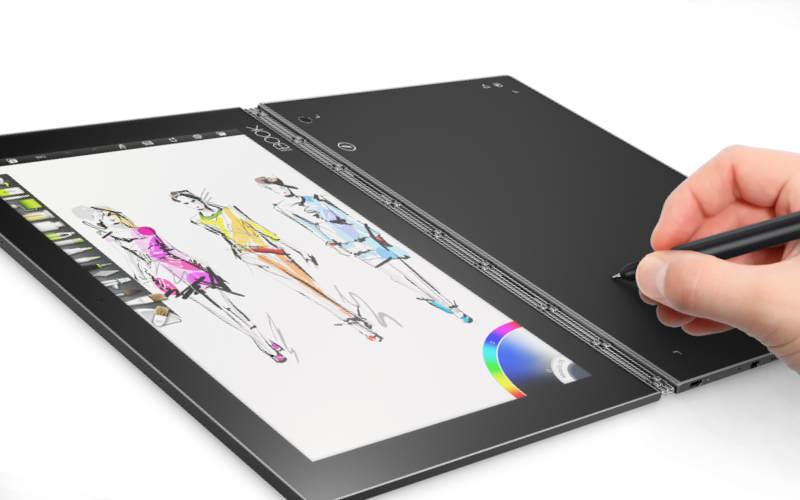 лучшие планшеты Lenovo Yoga Book YB1-X91L