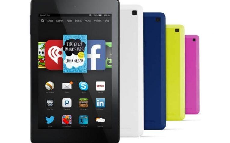 лучшие производители планшетов Amazon