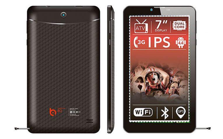 лучшие производители планшетов BQ