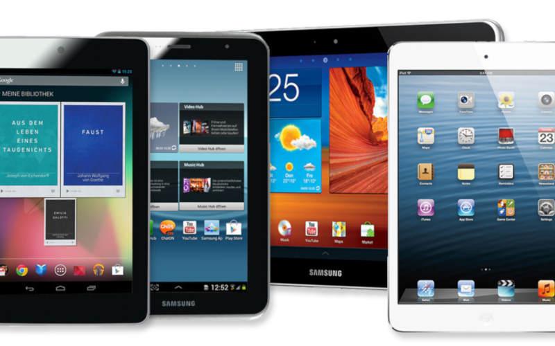 лучшие производители планшетов
