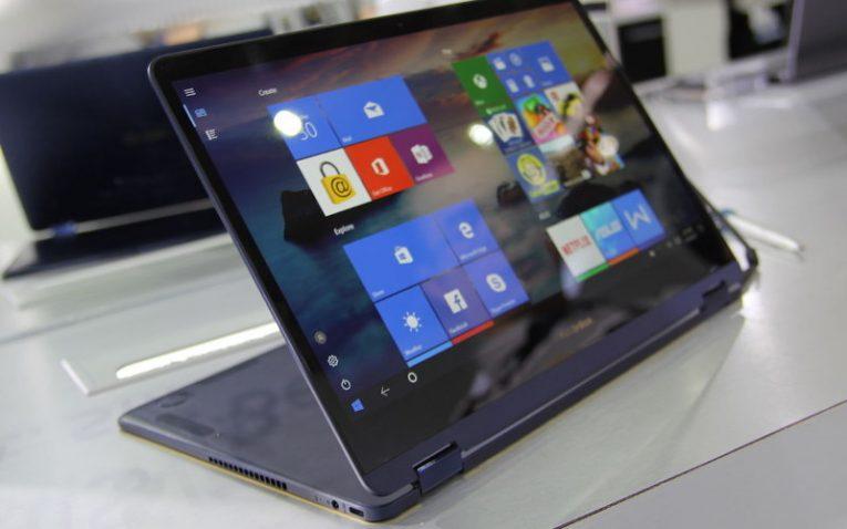 ноутбук-трансформер ASUS ZenBook Flip S UX370UA