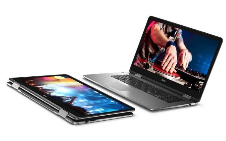 ноутбук-трансформер DELL INSPIRON 5378