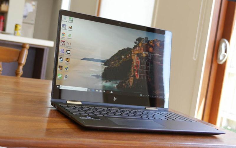 ноутбук-трансформер HP Envy 15-bp100×360