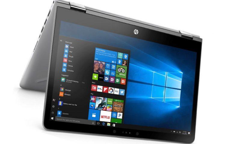 ноутбук-трансформер HP PAVILION 14-ba000×360